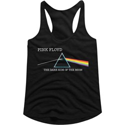 Pink Floyd - Womens Dsotm Redux Racerback Tank Top