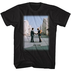 Pink Floyd - Mens Wywh Fade T-Shirt