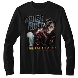 Quiet Riot - Mens Metalhealth Long Sleeve T-Shirt