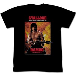 Rambo - Mens Part Ii T-Shirt