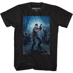 Resident Evil - Mens Powerstance T-Shirt