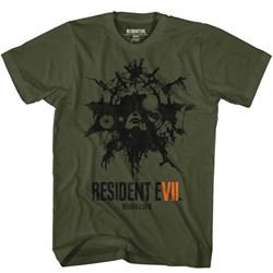 Resident Evil - Mens Talisman T-Shirt