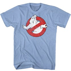 Real Ghostbusters - Mens Logo T-Shirt