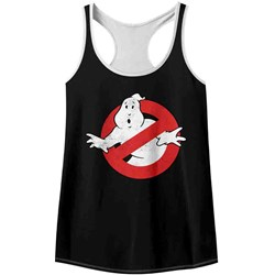 The Real Ghostbusters - Womens Slimer Racerback Tank Top