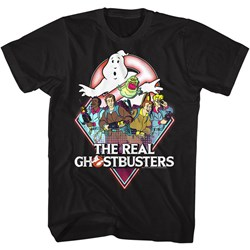 Real Ghostbusters - Mens Realgb T-Shirt