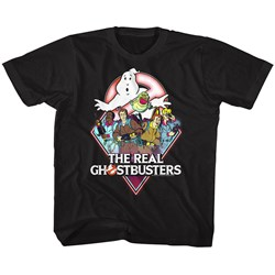 Real Ghostbusters - Unisex-Child Realgb T-Shirt