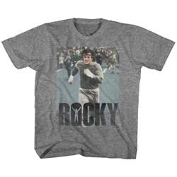 Rocky - Unisex-Child Am Doing A Run T-Shirt