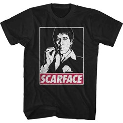 Scarface - Mens Obey Tony T-Shirt