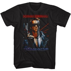 Terminator - Mens Schwarzinator T-Shirt