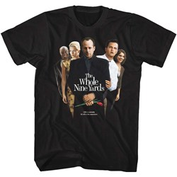 Whole Nine Yards - Mens Poster T-Shirt