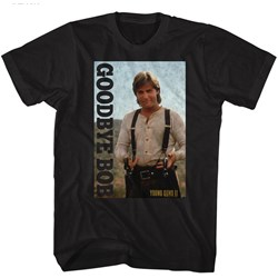 Young Guns - Mens Goodbye Bob! T-Shirt
