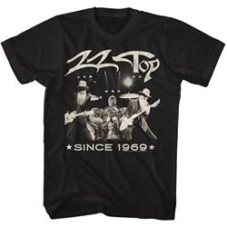 Zz Top - Mens Since 1969 T-Shirt
