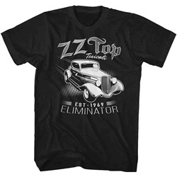 Zz Top - Mens Eliminator Texicali T-Shirt