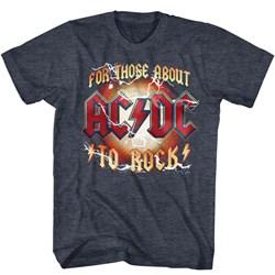 Acdc - Mens Rwb T-Shirt