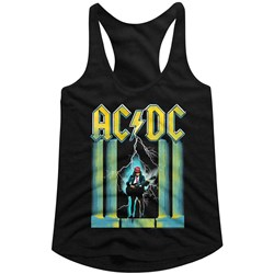 Acdc - Womens Wmhold Racerback Tank Top