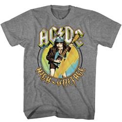 Acdc - Mens D4C T-Shirt