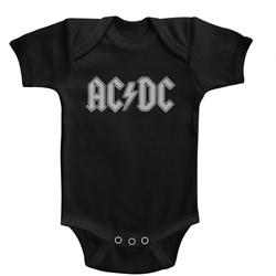Acdc - Unisex-Baby Noise Pollution Onesie