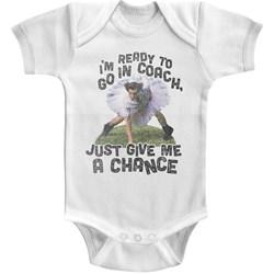 Ace Ventura - Unisex-Baby Ready Onesie