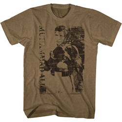 Muhammad Ali - Mens Ready To Fight T-Shirt