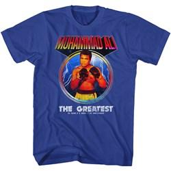 Muhammad Ali - Mens Big Time T-Shirt