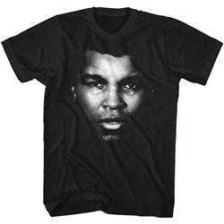 Muhammad Ali - Mens Ali Portrait T-Shirt