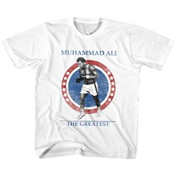 Muhammad Ali - Unisex-Child The Greatest T-Shirt