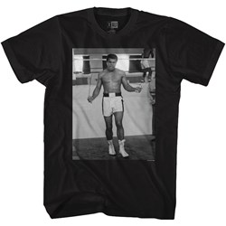 Muhammad Ali - Mens Jumpin Rope T-Shirt