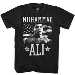 Muhammad Ali - Mens Ali America T-Shirt