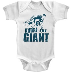 Andre The Giant - Unisex-Baby Andre The Giant Onesie