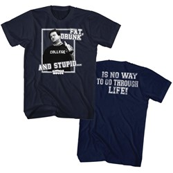 Animal House - Mens Drunk And Stupid T-Shirt
