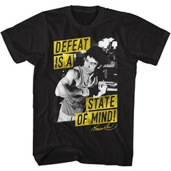 Bruce Lee - Mens Mind State T-Shirt