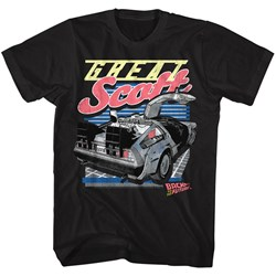Back To The Future - Mens Great Scott T-Shirt