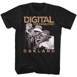 Digital Underground - Mens Oakland T-Shirt