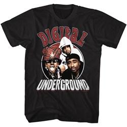 Digital Underground - Mens Du T-Shirt
