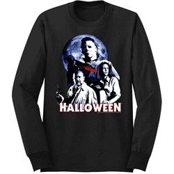 Halloween - Mens Ensemble Long Sleeve T-Shirt