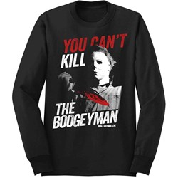 Halloween - Mens Boogeyman Long Sleeve T-Shirt