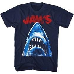Jaws - Mens Halftone T-Shirt