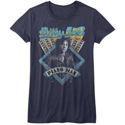 Billy Joel - Womens Billy Joel T-Shirt