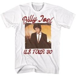 Billy Joel - Mens 81 Tour T-Shirt
