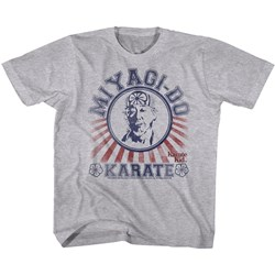 Karate Kid - Unisex-Child Miyagi-Do T-Shirt
