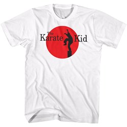 Karate Kid - Mens Logo Tee T-Shirt