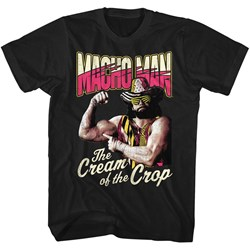 Macho Man - Mens Cream Of The Crop T-Shirt