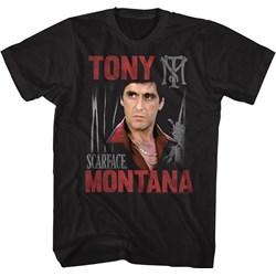 Scarface - Mens Tony Scarface T-Shirt