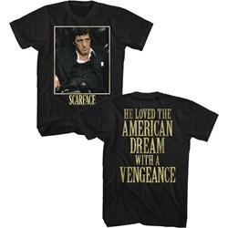 Scarface - Mens Bad Guy T-Shirt