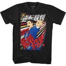 Ace Attorney - Mens Igiari T-Shirt