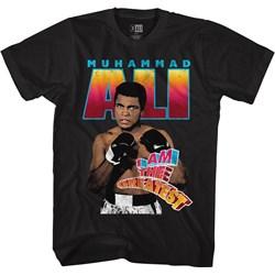 Muhammad Ali - Mens Amgreatest T-Shirt
