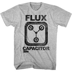 Back To The Future - Mens Flux Capacitor T-Shirt