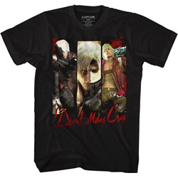Devil May Cry - Mens Trio T-Shirt