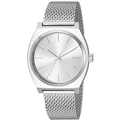 Nixon - Women's Time Teller Milanese Analog Watch