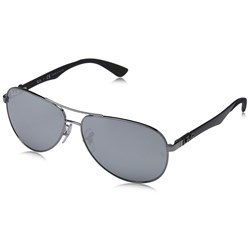 Ray-Ban RB8313 Mens Carbon Fibre Sunglasses